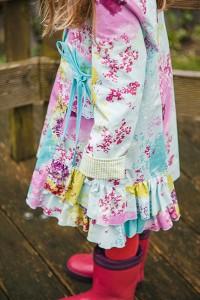 Mooi - Regenmäntel für Mädchen